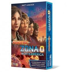 Pandemic Zona 0 - Norteamérica (Spanish)