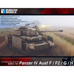 Panzer IV Ausf F/F1/G/H