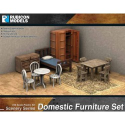 Domestic Furniture Set