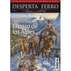 Desperta Ferro Antigua y Medieval Nº 59: La Segunda Guerra Púnica (II). El paso de los Alpes