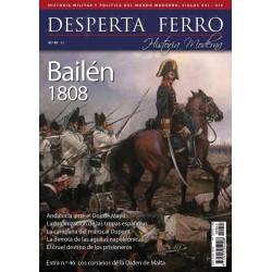 Desperta Ferro Moderna Nº 45: Bailén 1808