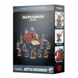 Start Collecting! Adeptus Mechanicus 2020