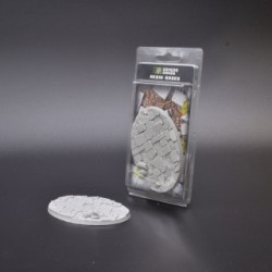 Temple Resin Bases Oval 105mm (x1)