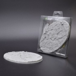 Temple Resin Bases Oval 170mm (x1)