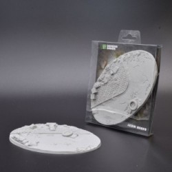 Urban Warfare Resin Bases Oval 170mm (x1)