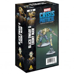 Crisis Protocol Black Dwarf and Ebony Maw (English)