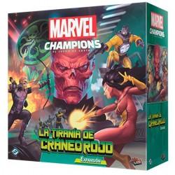 La Tiranía de Cráneo Rojo - Marvel Champions