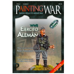 Painting War 1: WWII Ejército Alemán (Castellano)