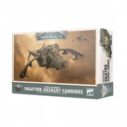 Aeronautica Imperialis: Valkyrie Assault Carriers