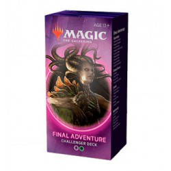 Challenger Decks 2020: Final Adventure (Inglés)