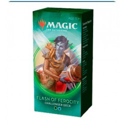 Challenger Decks 2020: Flash of Ferocity (Inglés)