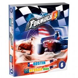 Fórmula D: Circuito 6: Austin - Nevada (Spanish)
