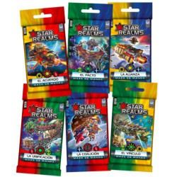 Star Realms: Mazos de Mando (Spanish)
