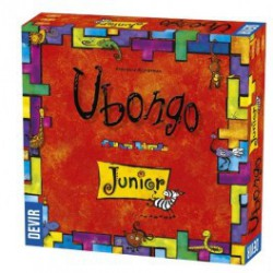 Ubongo Junior (Spanish)