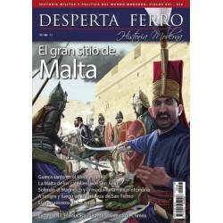 Desperta Ferro Moderna Nº 46: El gran sitio de Malta (Spanish)