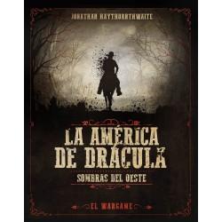 La América de Drácula: Sombras del Oeste (Spanish)