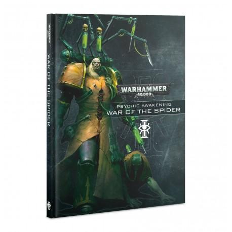 Psychic Awakening: War Of The Spider (English)