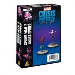 Ghost-Spider & Spider-Man (Inglés)