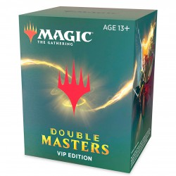 Magic - Double Master VIP edition (Inglés)