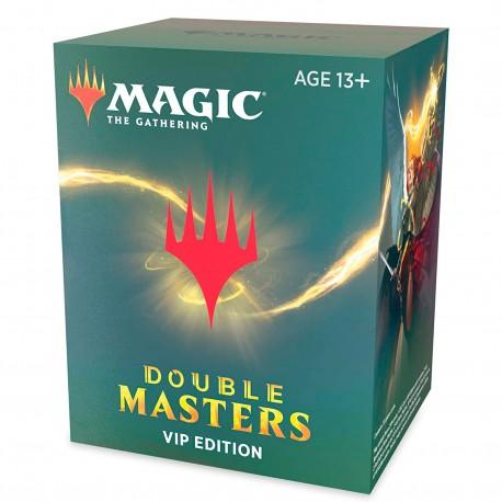 Magic - Double Master VIP edition (Inglés)