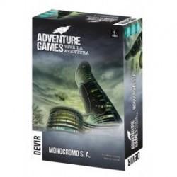 Monocromo, S.A. - Adventure Games (Spanish)