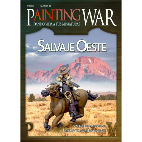 Painting War 10: Salvaje Oeste (Castellano)