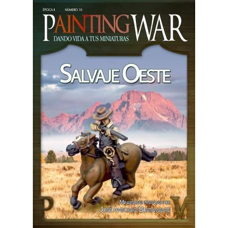 Painting War 10: Salvaje Oeste (Spanish)