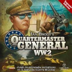 WW2 Quatermaster General (Spanish)