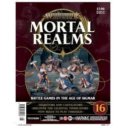 Warhammer AoS: Mortal Realms - Fascículo 16 (Spanish)