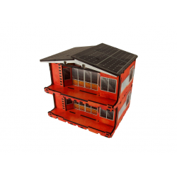 Kokkyo 3 – Market PREPINTADO (red)