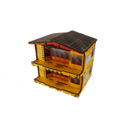 Kokkyo 3 – Market PREPINTADO (yellow)