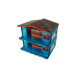 Kokkyo 3 – Market PREPINTADO (blue)