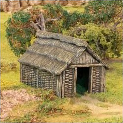 Wattle/Timber Outbuilding