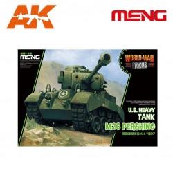 U.S. Heavy Tank M26 Pershing (cartoon model)