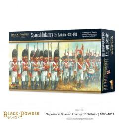 Napoleonic Spanish Infantry (1st Battalion) 1805-1811 (25)