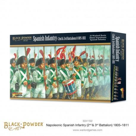 Napoleonic Spanish Infantry (2nd & 3rd Battalions) 1805-1811 (25)