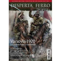 Desperta Ferro Contemporánea Nº 40: Varsovia 1920. La Guerra Polaco-Soviética (Spanish)