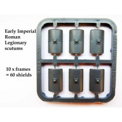 Early Imperial Roman Legionary Scutum