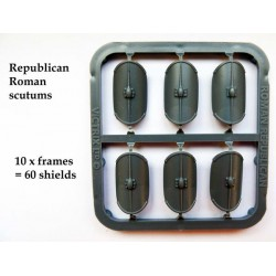 Republican Roman Scutums