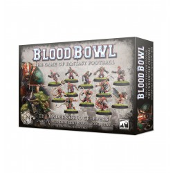 Blood Bowl: The Underworld Creepers Team (12)