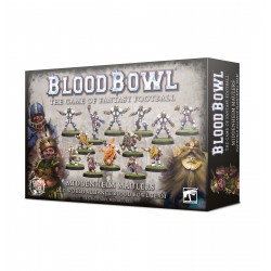 Blood Bowl: Middenheim Maulers Team (12)