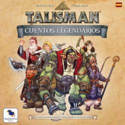 Talisman, Cuentos Legendarios