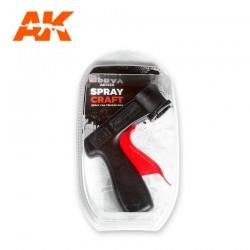 SPRAY CRAFT Pistola adaptable para Sprays