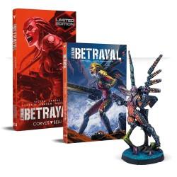 Infinity: Betrayal Novela Gráfica. Edición Limitada.