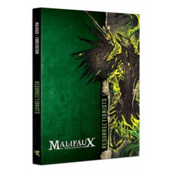 Resurrectionist Faction Book M3e (Inglés)