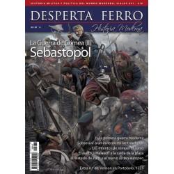 Desperta Ferro Moderna Nº 47:La guerra de Crimea (II). Sebastopol