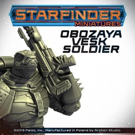 Obozaya, Vesk Soldier