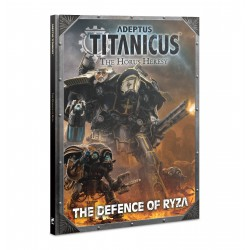 Adeptus Titanicus: The Defence Of Ryza (Inglés)