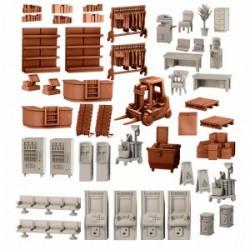 Terrain Crate: Citiscape