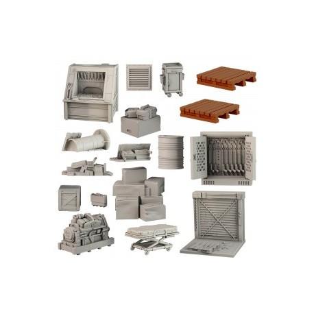 Terrain Crate: Abandoned Factory